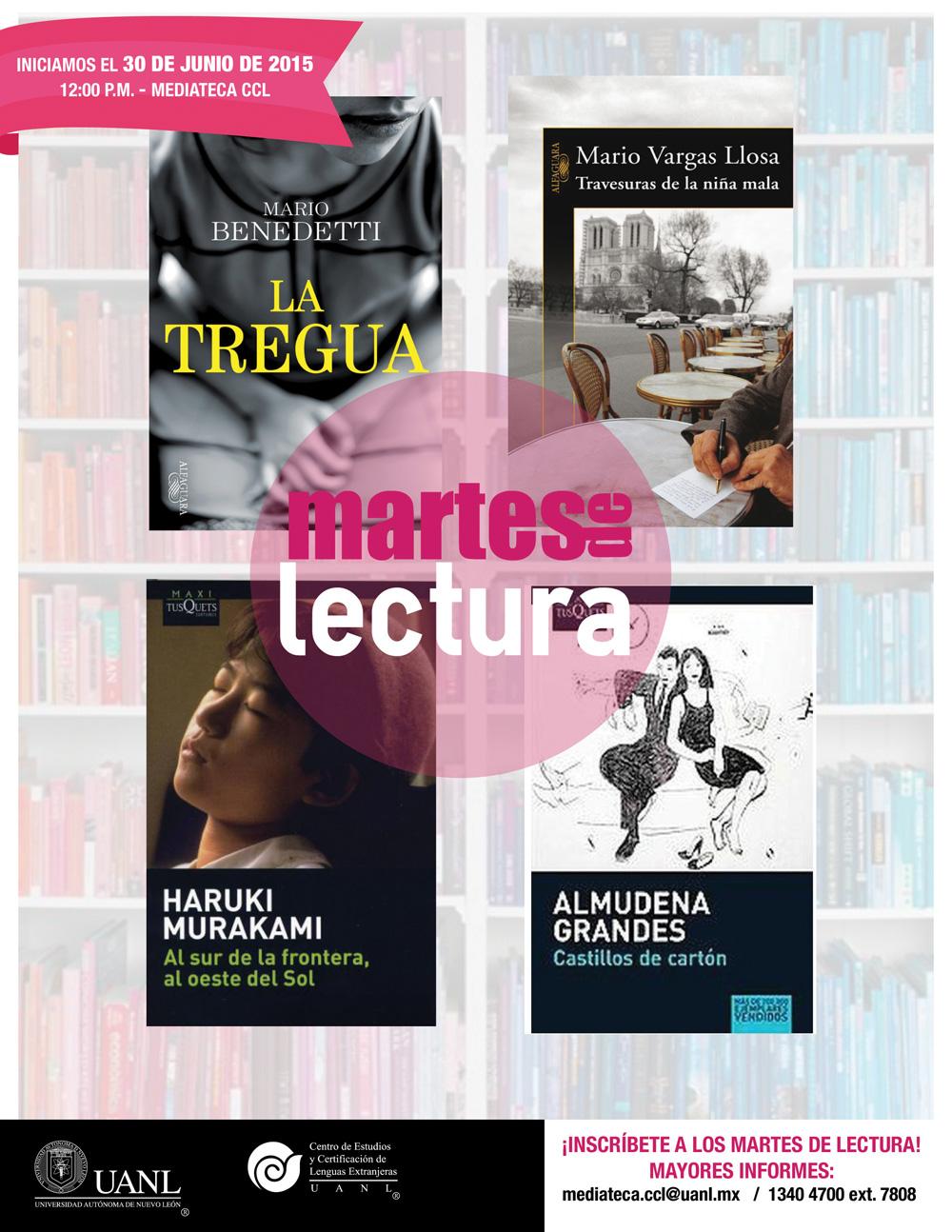 Circulo lectura MediatecaCCL-poster verano2015