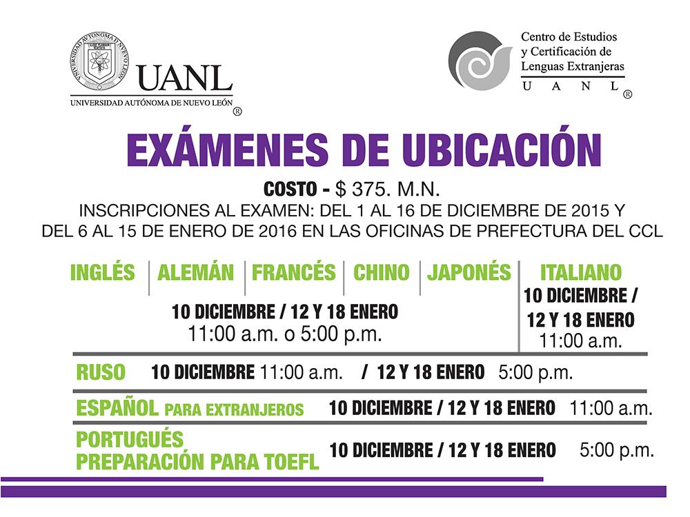 web-examenes ubicacion CCL ene2015