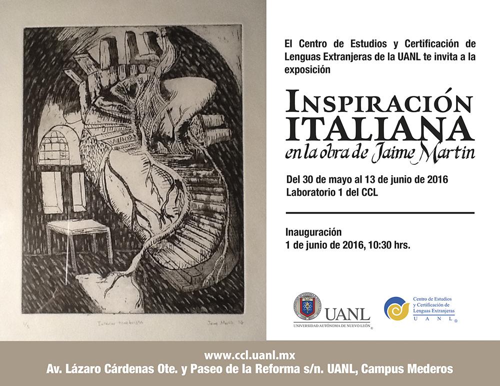 INVITACIÓN DE EXPOSICIÓN