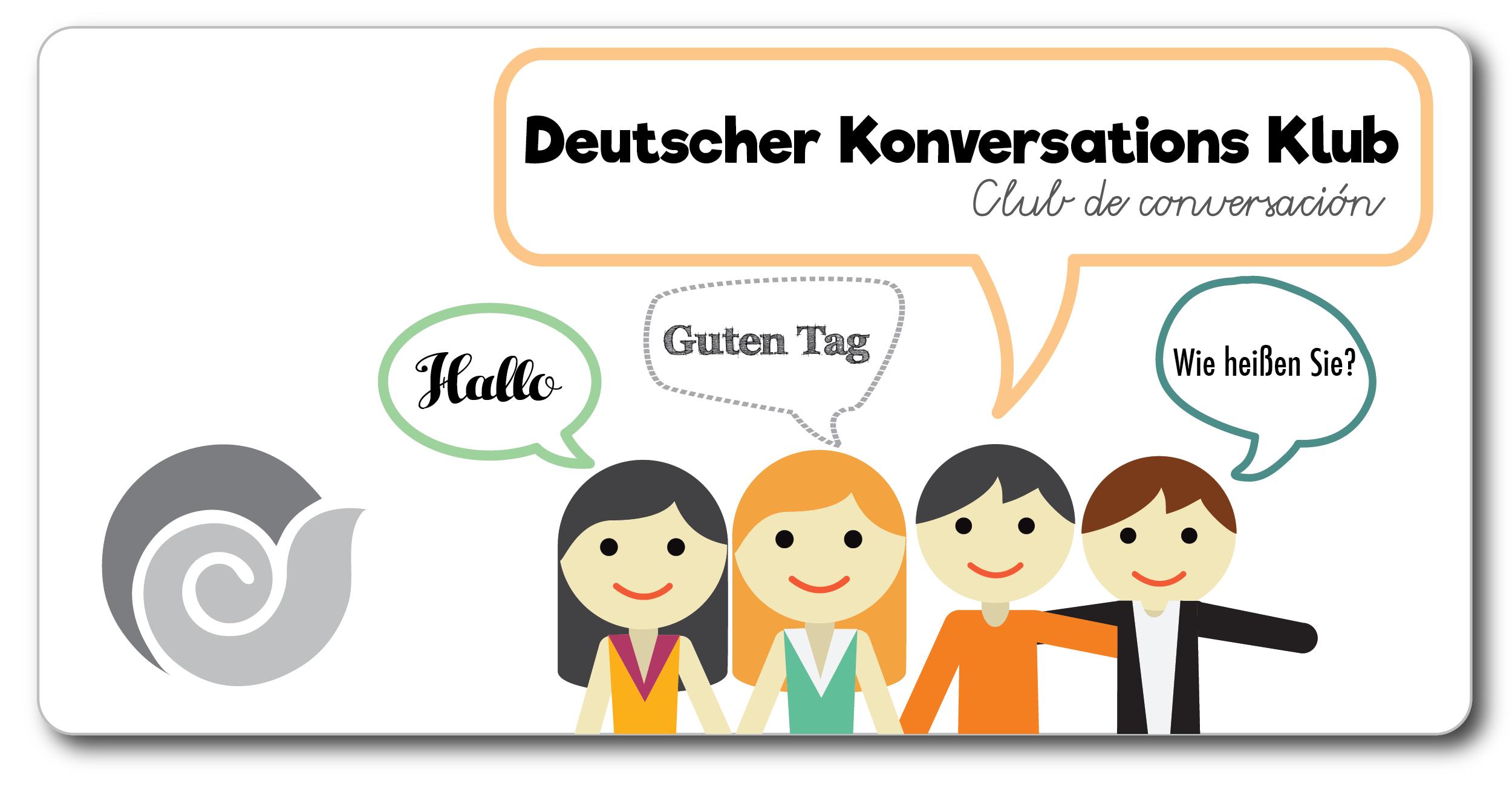 botón conversacion en aleman