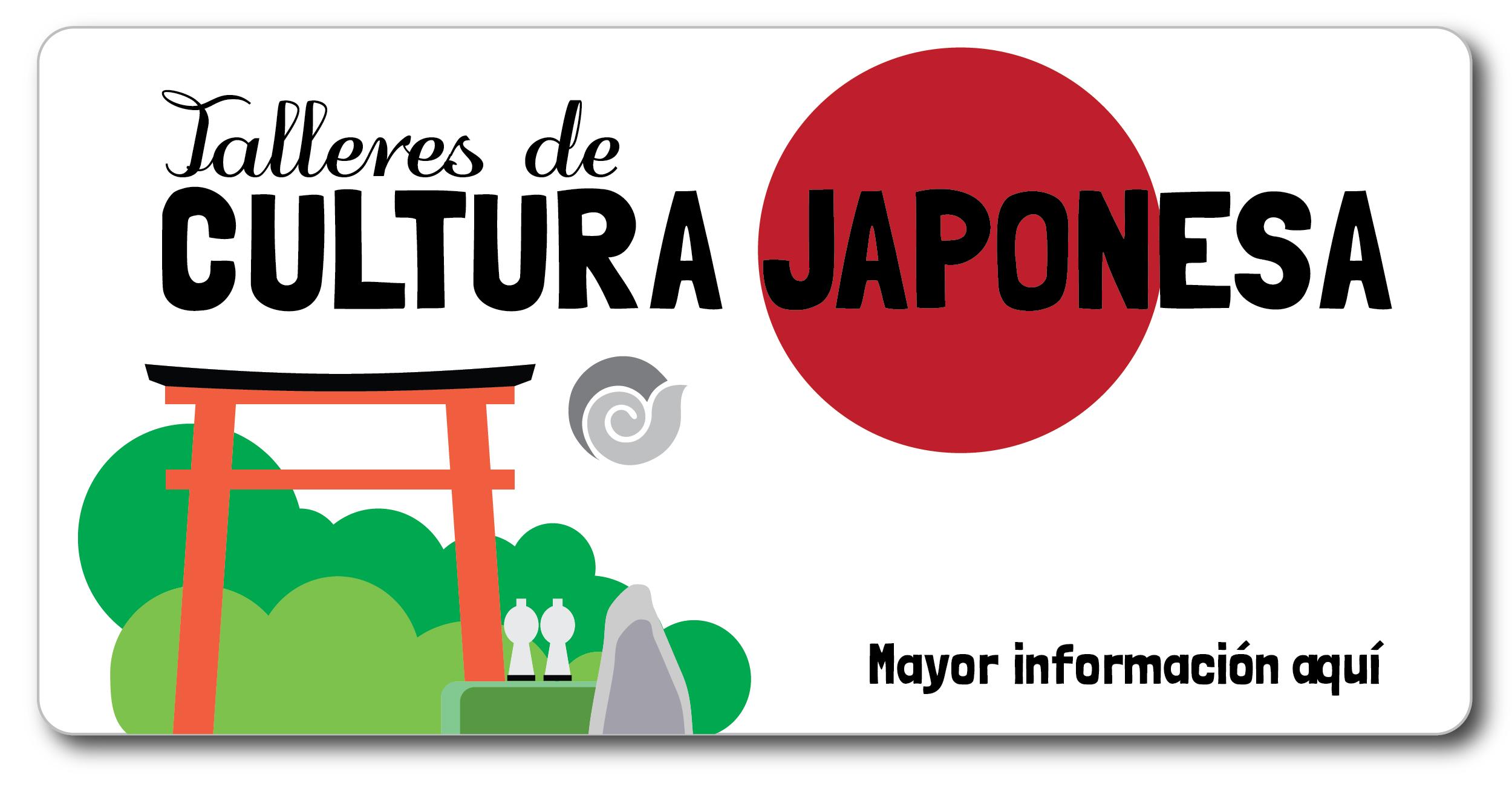 botón talleres cultura japonesa