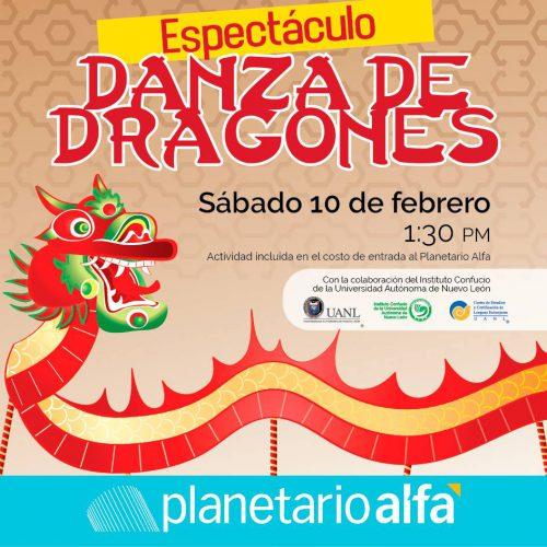 danza de dragones-Planetario Alfa